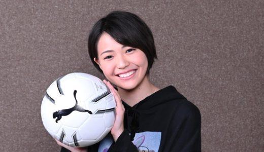 三阪咲に驚愕!デビュー前の16歳が高校サッカー応援歌を任されたワケ