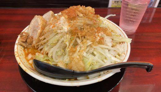 【本厚木】二郎系ラーメン「ぶっ豚」がオープン、突撃ウォッチング!