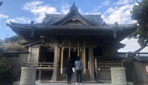 森戸神社はたくさんの御利益と綺麗な海岸がおすすめパワースポット!