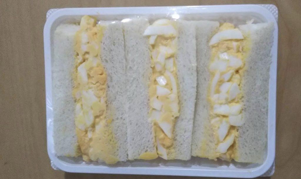 ヤマモトヤ玉子サンド
