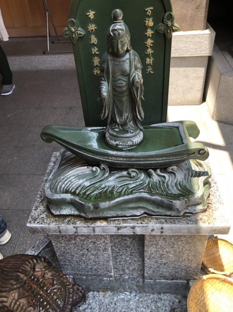 東京銭洗い弁財天