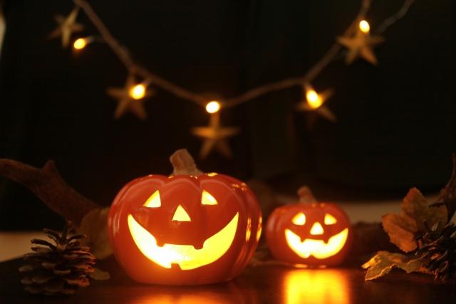 かぼちゃ ジャック・オー・ランタン