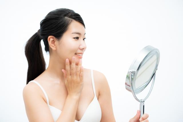 女性 肌 鏡