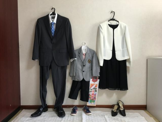 スーツ スカート