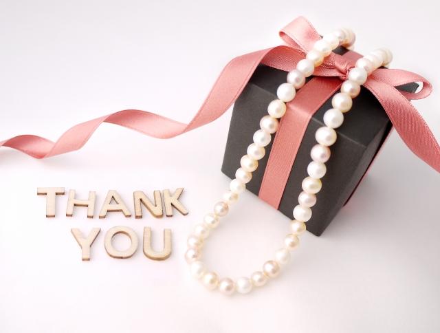 真珠 プレゼント