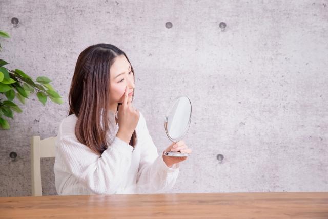 女性 鼻 鏡