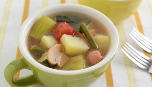 韓国のダイエットスープ!魔女スープの効果と激やせする理由