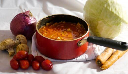 脂肪燃焼スープを夜だけダイエットの効果が凄い!意外に簡単です