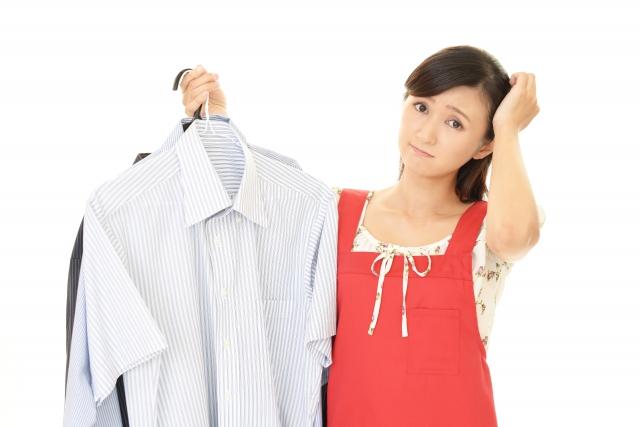 主婦 洗濯